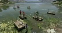 Raft pull