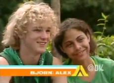 Bjorn and Alex