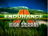 Endurance: High Sierras