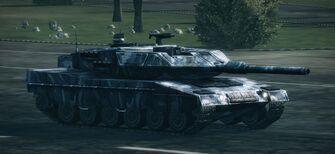 Leopard ingame model