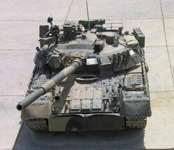 ARMY PICS T80