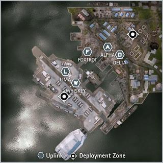 USS Reagan Seabase