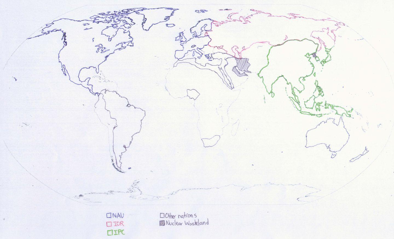 Image 2034 world mapg endwar wiki fandom powered by wikia 2034 world mapg gumiabroncs Images