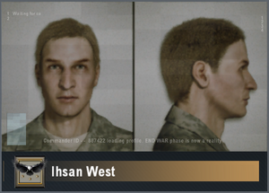 Ihsan West