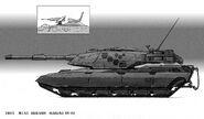 JSF M1A3 Abrams 2