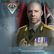 Spetsnaz General No.1