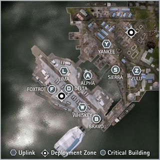 Raid USS Reagan Seabase