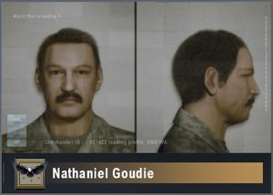 Nathaniel Goudie PC