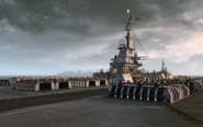 USS Reagan Seabase 1