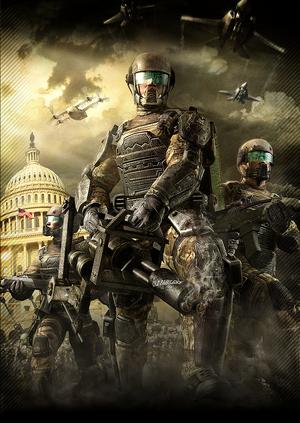 Joint Strike Force EWO