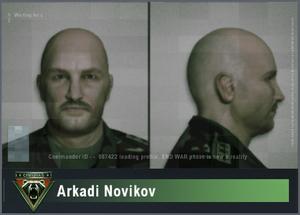 Arkadi Novikov