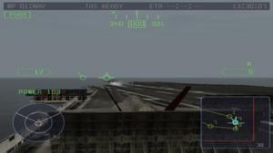 Aircraft Carrier Launch