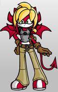 Jay the Devilhog (Demon Form)
