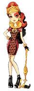 Profile art - TriCastleOn Lizzie