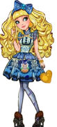 Blondie Lockes Profile Art Work II