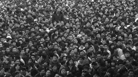The world's largest human migration millions of chinese people back for New Year Spring festival