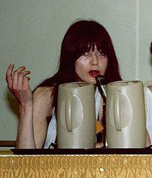 Dori Seda 1982 San Diego Comic Con
