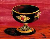 Black chalice