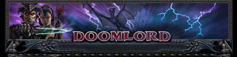 Doomlord banner