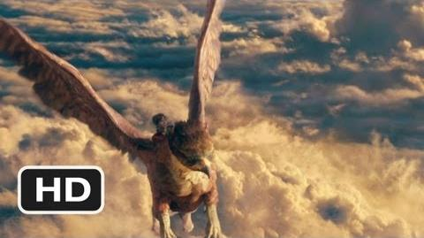 The Spiderwick Chronicles (4 9) Movie CLIP - The Griffin's Flight (2008) HD-0