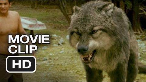 The Twilight Saga New Moon (7 12) Movie CLIP - Jacob's Transformation (2009) HD
