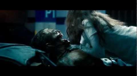 UnderWorld Awakening (SPOILERS) - Eve Subject 2 fights Dr. Jacob Lane HD HQ-0