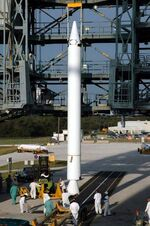 Delta II GEM 40 Booster