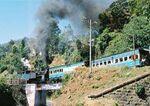 NMR up train at Kateri Road 05-02-28 04