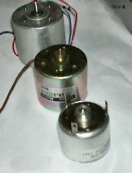 Electric motors en