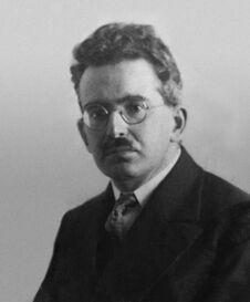 Walter Benjamin vers 1928