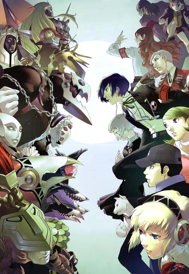 Shin Megami Tensei: Persona 3 | English Bishōjo Games Wiki