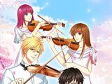 Love Triangle Heartstrings