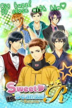 Sweet Scandal R