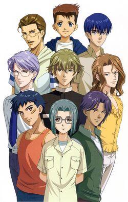 Tokimeki Memorial Girls Side 1st Love Group