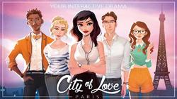City of Love Paris