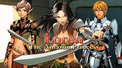 Loren the Amazon Princess