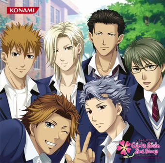 Tokimeki Memorial Girl S Side 3rd Season English Otome Games Wiki Fandom