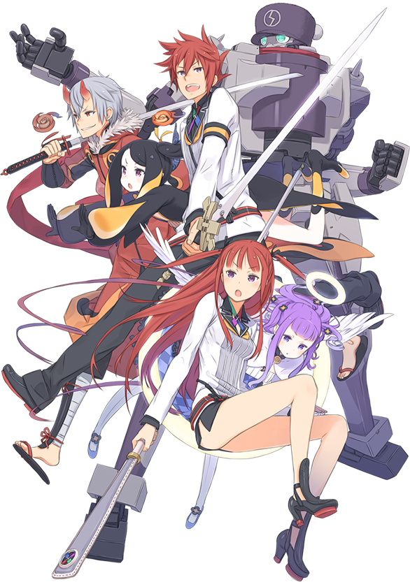 Image result for summon night 5
