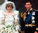 Wedding of Charles, Prince of Wales, and Lady Diana Spencer
