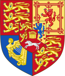 Royal Arms of the Kingdom of Hanover