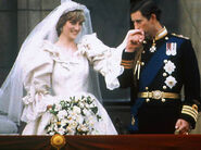 Wedding of Charles, Prince of Wales, and Lady Diana Spencer.2