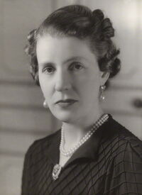 Cynthia, Countess Spencer