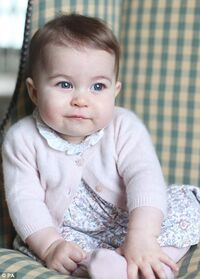 Princess Charlotte of Cambridge