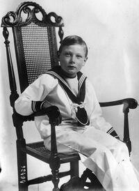 Prince John of the United Kingdom