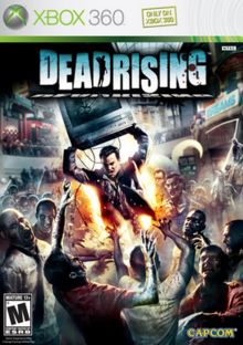 Dead Rising 2006 Game Cover
