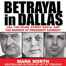 Betrayal in Dallas 2013 CD Cover