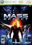 Mass Effect 2007 Game Cover
