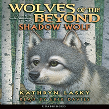 Wolves of the Beyond Shadow Wolf 2010 Cover