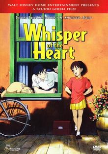 Whisper of the Heart 2006 DVD Cover