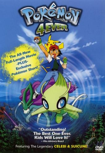 Pokemon 4ever 2002 English Voice Over Wikia Fandom